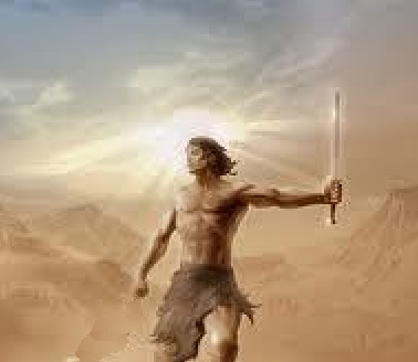 13a david goliath