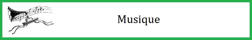 Etiquette musique