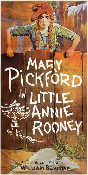 Little annie rooney 1925 poster