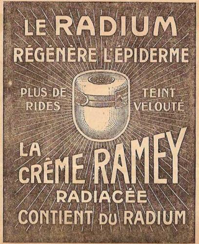 Radium regenere