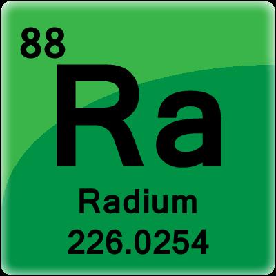 Radium tile